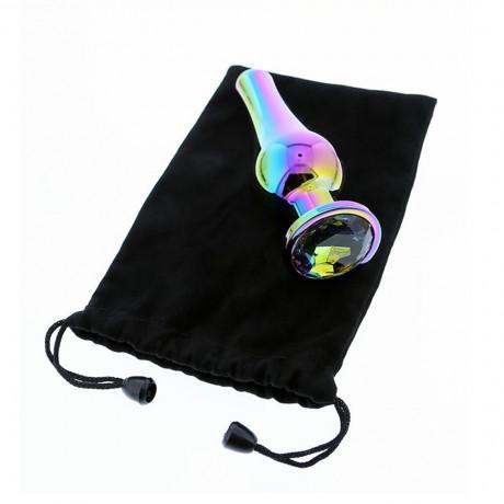Gleaming Butt Plug Set Multicoloured